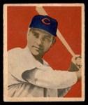 1949 Bowman #37  John Wyrostek  Front Thumbnail