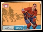 1968 O-Pee-Chee #162  Ted Harris  Front Thumbnail