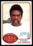 1976 Topps #433  Levi Johnson  Front Thumbnail