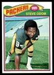 1977 Topps #509  Steve Odom  Front Thumbnail