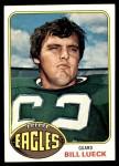 1976 Topps #439  Bill Lueck  Front Thumbnail