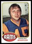 1976 Topps #493  Jim Bertelsen  Front Thumbnail