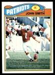 1977 Topps #499  John Smith  Front Thumbnail