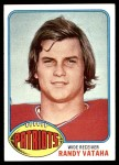 1976 Topps #499  Randy Vataha  Front Thumbnail