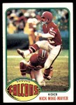 1976 Topps #506  Nick Mike-Mayer  Front Thumbnail