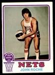 1973 Topps #201  John Roche  Front Thumbnail