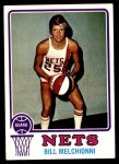 1973 Topps #249  Bill Melchionni  Front Thumbnail