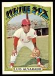 1972 Topps #774  Luis Alvarado  Front Thumbnail