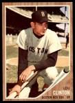 1962 Topps #457  Lou Clinton  Front Thumbnail