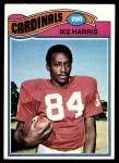 1977 Topps #161  Ike Harris  Front Thumbnail