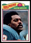 1977 Topps #299  Wayne Moore  Front Thumbnail