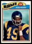 1977 Topps #197  Rod Perry  Front Thumbnail