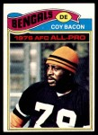 1977 Topps #250  Coy Bacon  Front Thumbnail