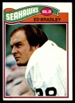 1977 Topps #266  Ed Bradley  Front Thumbnail
