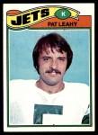 1977 Topps #267  Pat Leahy  Front Thumbnail
