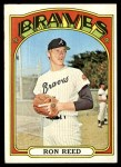 1972 Topps #787  Ron Reed  Front Thumbnail