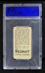 1912 T207  Marty O'Toole  Back Thumbnail