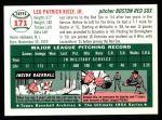 1954 Topps Archives #171  Leo Kiely  Back Thumbnail