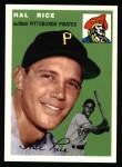 1954 Topps Archives #95  Hal Rice  Front Thumbnail