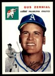 1954 Topps Archives #2  Gus Zernial  Front Thumbnail