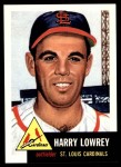1953 Topps Archives #16  Peanuts Lowrey  Front Thumbnail