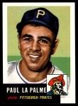1953 Topps Archives #201  Paul LaPalme  Front Thumbnail