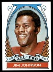1972 Topps #284   -  Jimmy Johnson All-Pro Front Thumbnail