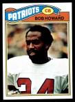 1977 Topps #88  Bob Howard  Front Thumbnail