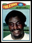 1977 Topps #79  Jim Mitchell  Front Thumbnail
