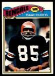 1977 Topps #10  Isaac Curtis  Front Thumbnail