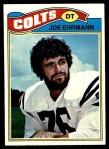 1977 Topps #111  Joe Ehrmann  Front Thumbnail