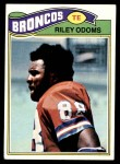 1977 Topps #35  Riley Odoms  Front Thumbnail