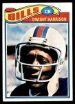1977 Topps #82  Dwight Harrison  Front Thumbnail