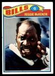 1977 Topps #48  Reggie McKenzie  Front Thumbnail