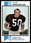 1973 Topps #311  John Garlington  Front Thumbnail