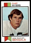 1973 Topps #445  Chip Myers  Front Thumbnail