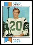 1973 Topps #349  Steve O'Neal  Front Thumbnail