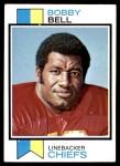 1973 Topps #435  Bobby Bell  Front Thumbnail