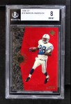 1996 Upper Deck #18  Marvin Harrison  Front Thumbnail