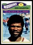 1977 Topps #450  Ken Houston  Front Thumbnail