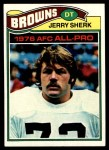 1977 Topps #420  Jerry Sherk  Front Thumbnail