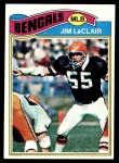 1977 Topps #449  Jim LeClair  Front Thumbnail