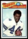 1977 Topps #459  Robert Newhouse  Front Thumbnail