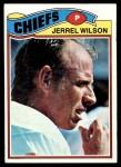 1977 Topps #362  Jerrel Wilson  Front Thumbnail