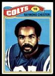 1977 Topps #351  Raymond Chester  Front Thumbnail
