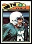 1977 Topps #398  Joe Fields  Front Thumbnail