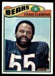 1977 Topps #399  Craig Clemons  Front Thumbnail