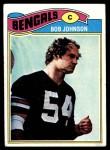 1977 Topps #432  Bob Johnson  Front Thumbnail