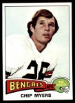 1975 Topps #141  Chip Myers  Front Thumbnail