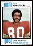 1973 Topps #472  Roy Jefferson  Front Thumbnail